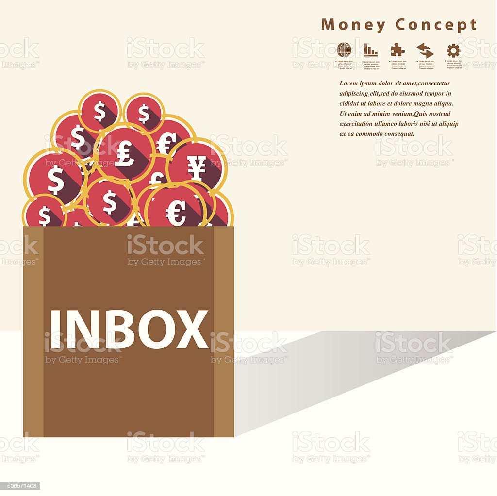 Money Concept Design and Business background. Vector dollar, eur royalty-free money concept design and business background vector dollar eur stock vector art & more images of backgrounds