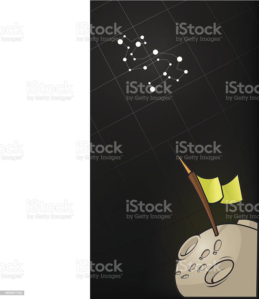 Dinero constellation ilustración de dinero constellation y más banco de imágenes de aspiraciones libre de derechos