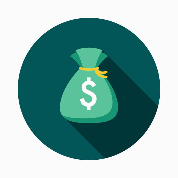 貨幣平面設計電子商務圖示 - money 幅插畫檔、美工圖案、卡通及圖標