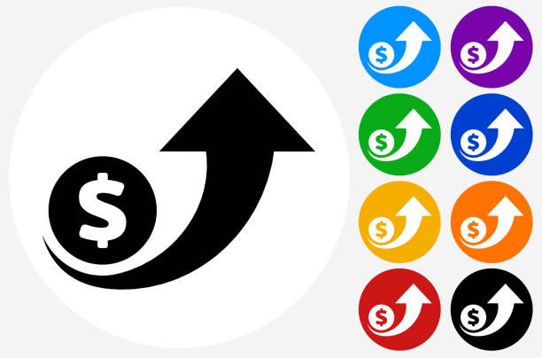 ilustrações, clipart, desenhos animados e ícones de dinheiro crescer. - fazer dinheiro