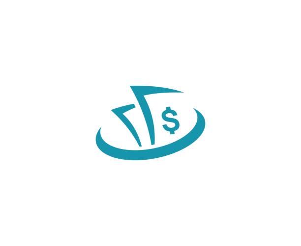Geldsymbol – Vektorgrafik