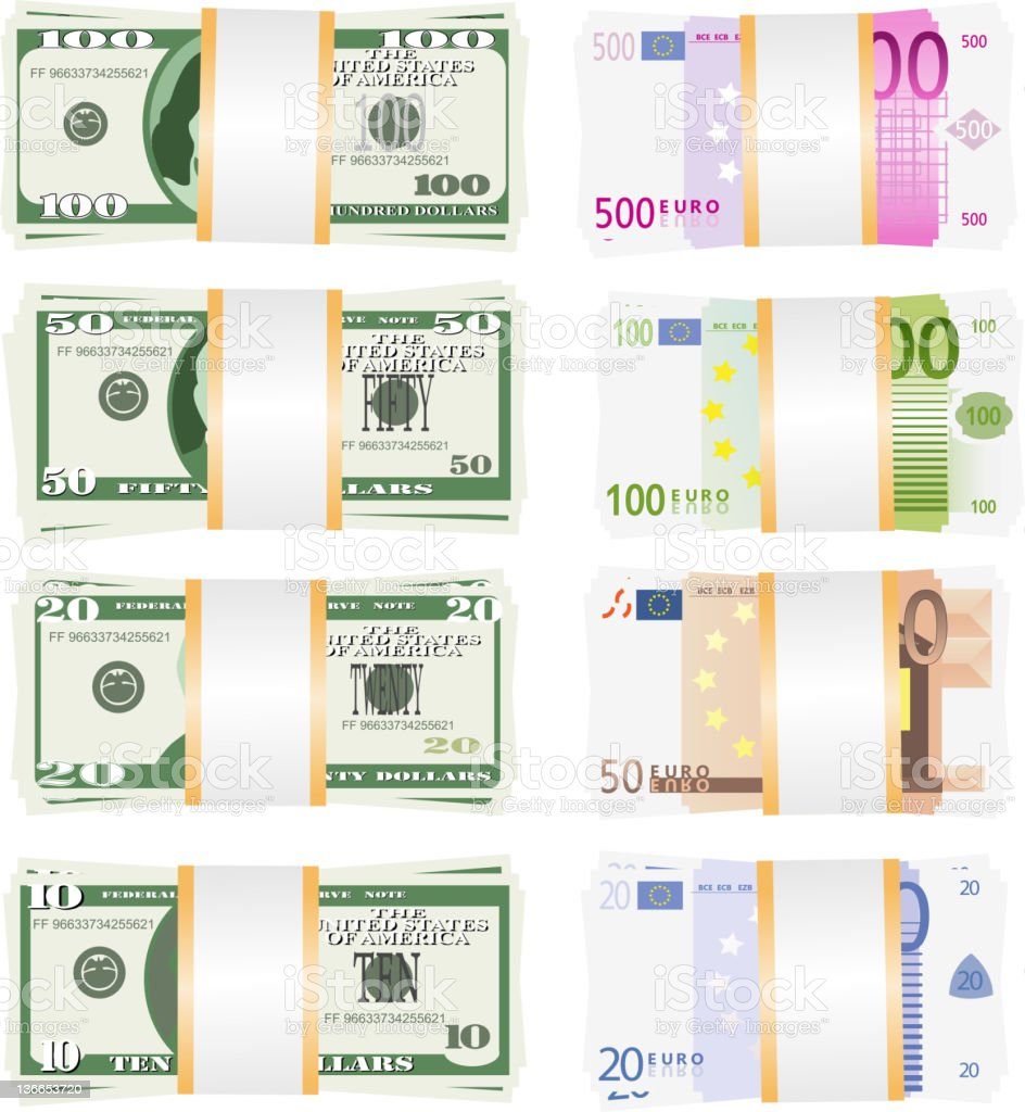 Money icons royalty-free money icons stock vector art & more images of collection
