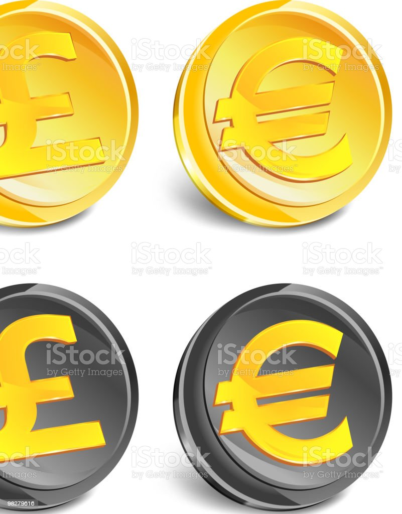 Money icons royalty-free money icons stock vector art & more images of black color