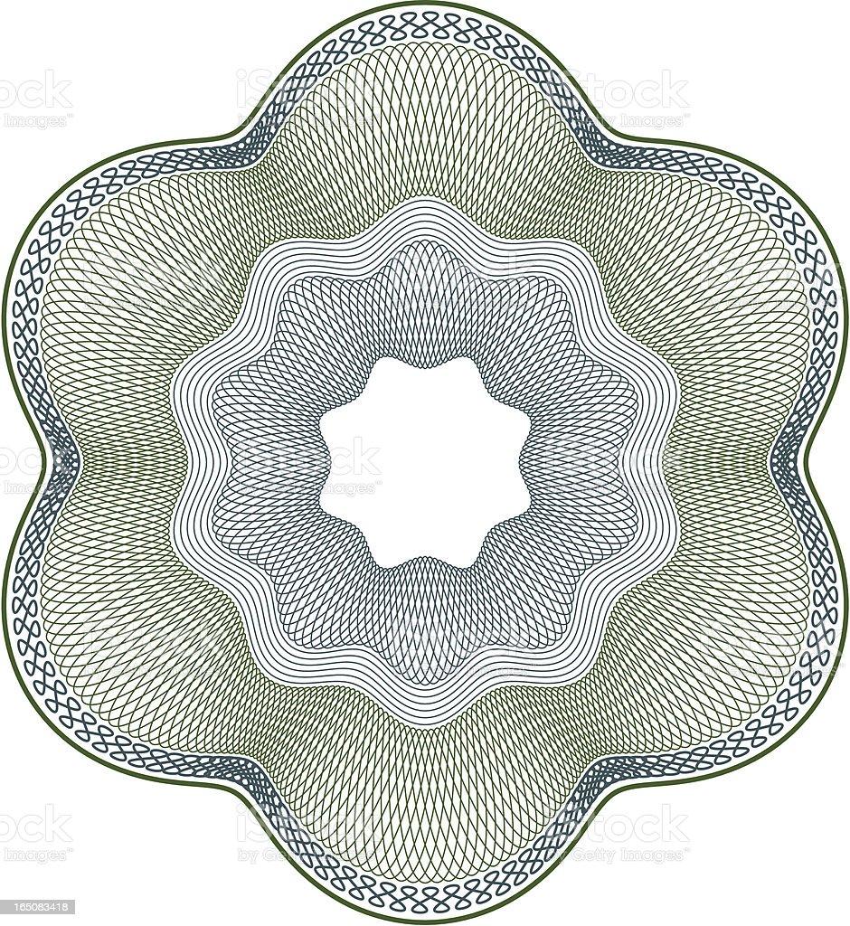 Money Pattern C royalty-free stock vector art