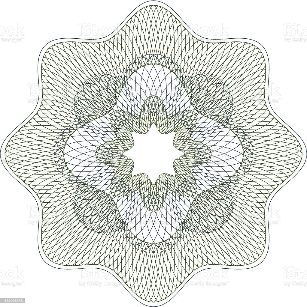 Money Pattern Fancy A royalty-free stock vector art