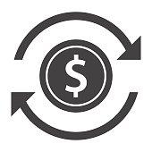 Money Transfer Icon