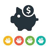 istock Moneybox icon 622454144