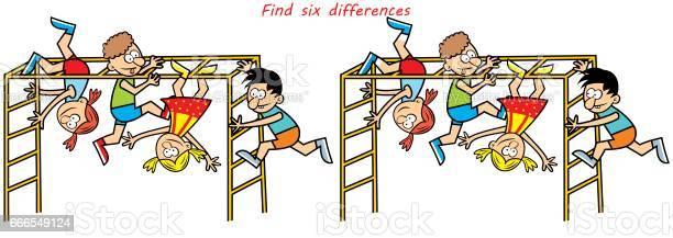 Monkey gym game find six differences vector id666549124?b=1&k=6&m=666549124&s=612x612&h=ba bndlhks3k98ixojomzg wp6sud0crbzkjxcgjlvu=