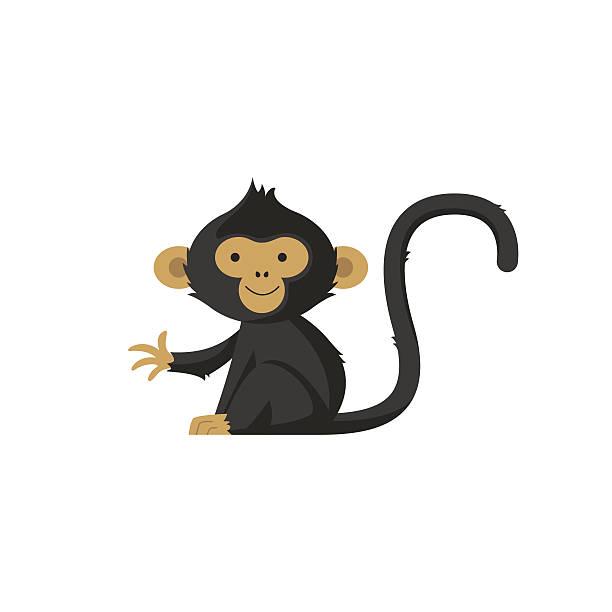 猿のロゴ - 猿点のイラスト素材/クリップアート素材/マンガ素材/アイコン素材