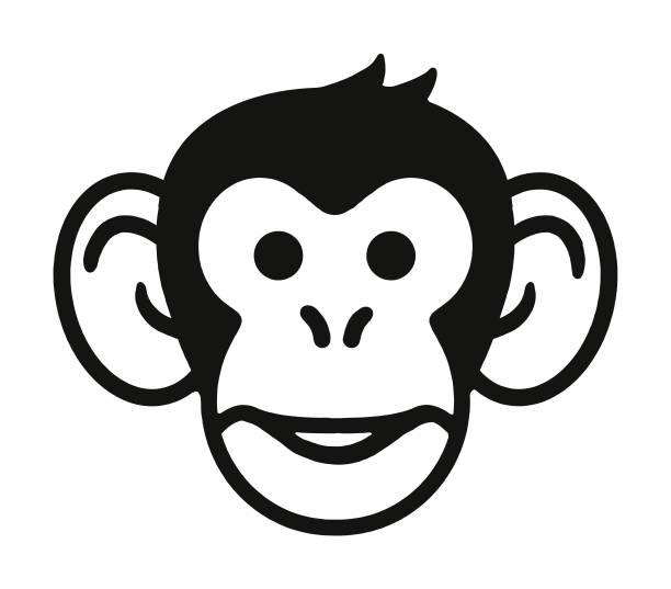monkey - monkey stock illustrations