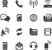 Mono Icons Set | Communication