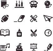 Mono Icons Set | Education