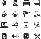 Mono Icons Set | Travel