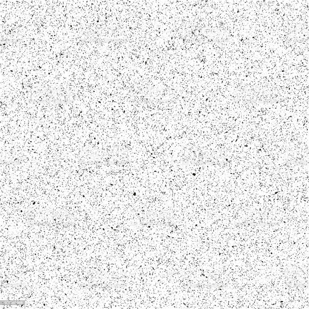 Monochrome Abstract Seamless Vector Texture Rich Noise Effect For Illustration And Design Stock ...