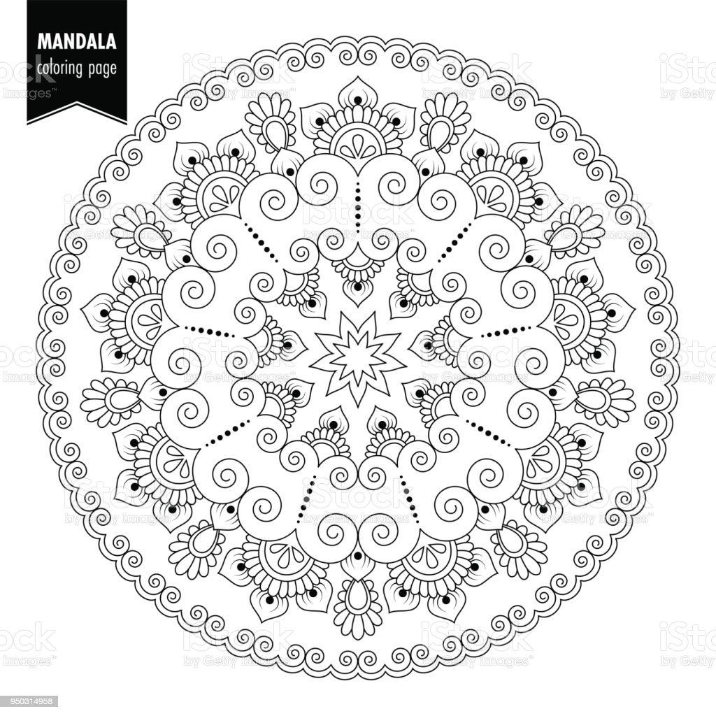 Gro Z Gig Mandala More Zeitgen Ssisch Malvorlagen Ideen