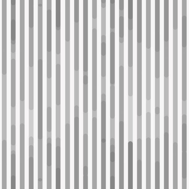 Vectores de Geometric Monochrome Stripy Overlay Seamless Pattern ...