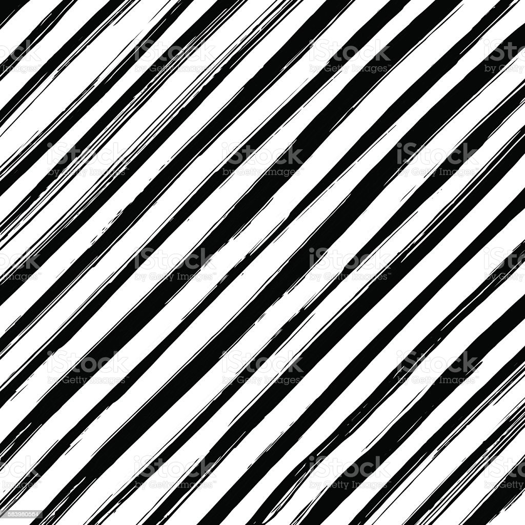 monochrome striped background いたずら書きのベクターアート素材や