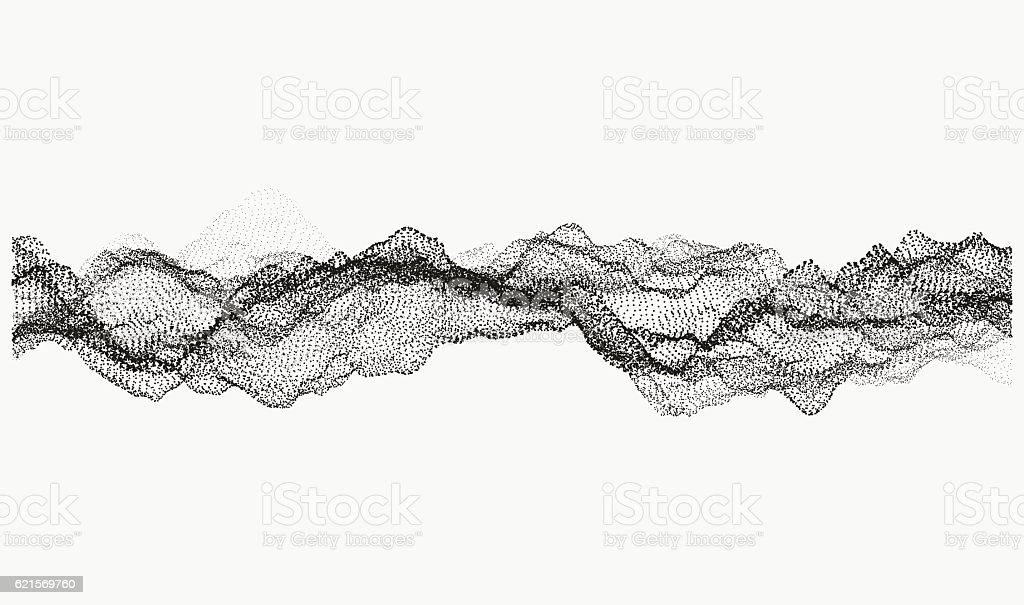 Monochrome wavy structure monochrome wavy structure – cliparts vectoriels et plus d'images de forme libre de droits