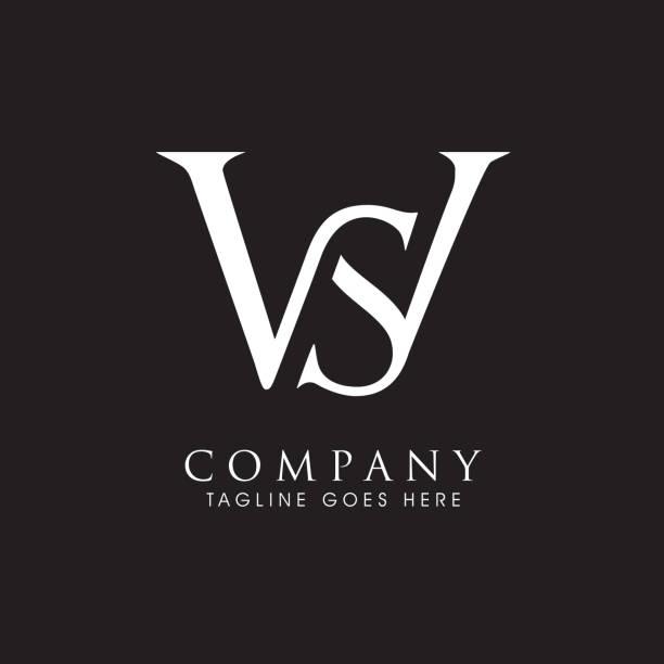 WS monogram WS monogram w logo stock illustrations