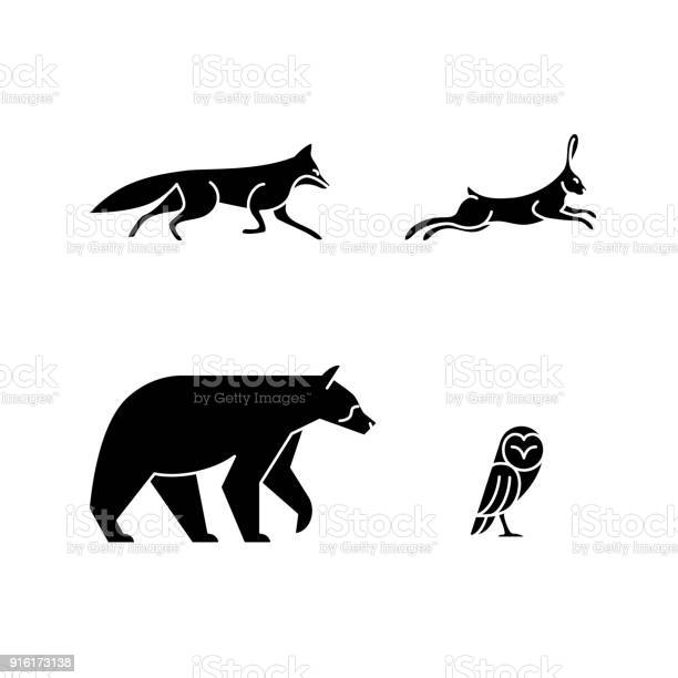 Monoline animals vector id916173138?b=1&k=6&m=916173138&s=612x612&h=jbkmuyecsj7 px57wi1wiayl1v498ri2onv0pqa2uhw=
