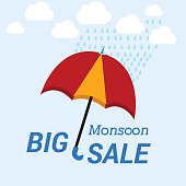 Monsoon, Banner - Sign, Concepts & Topics, Hotel, Off