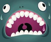 Monster Emotion: Crazy