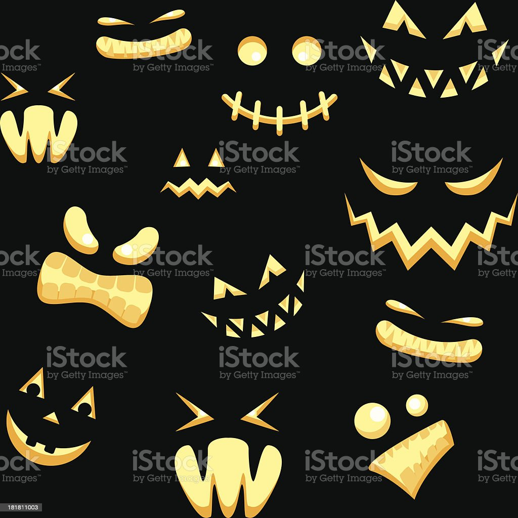 monster faces royalty-free monster faces stock vector art & more images of backgrounds