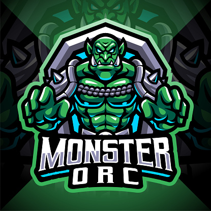 Monster orc