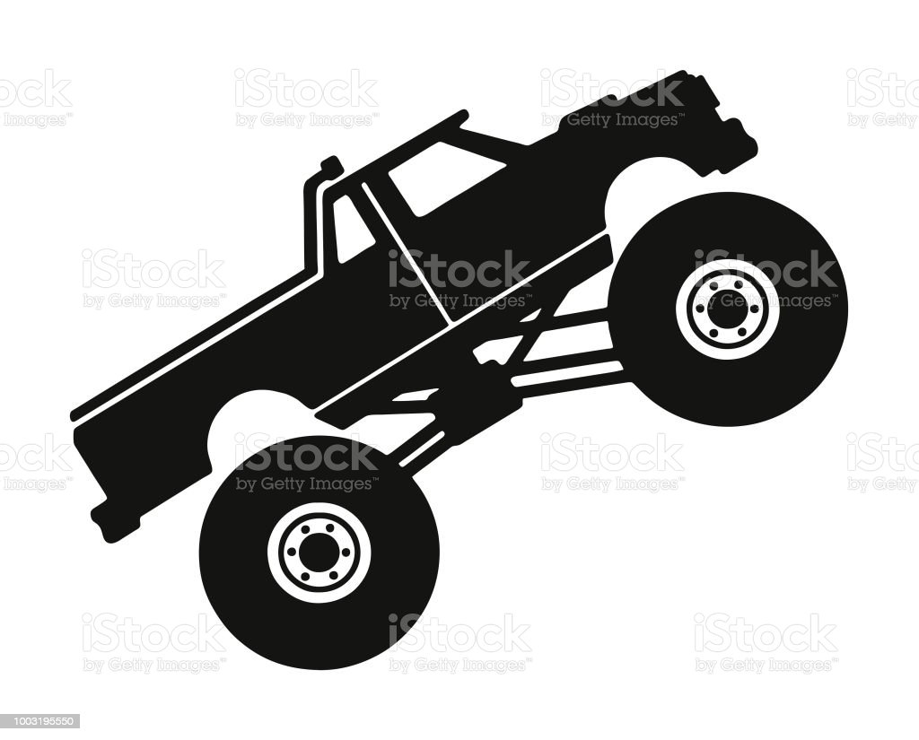 Monster Truck Stock Illustration Download Image Now Istock