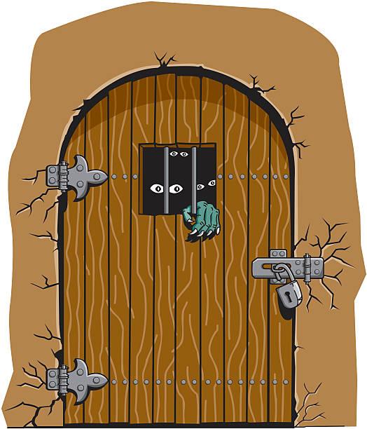 Royalty Free Cellar Door Clip Art Vector Images