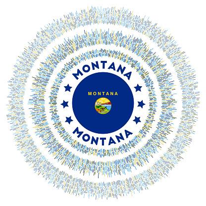 Montana symbol.