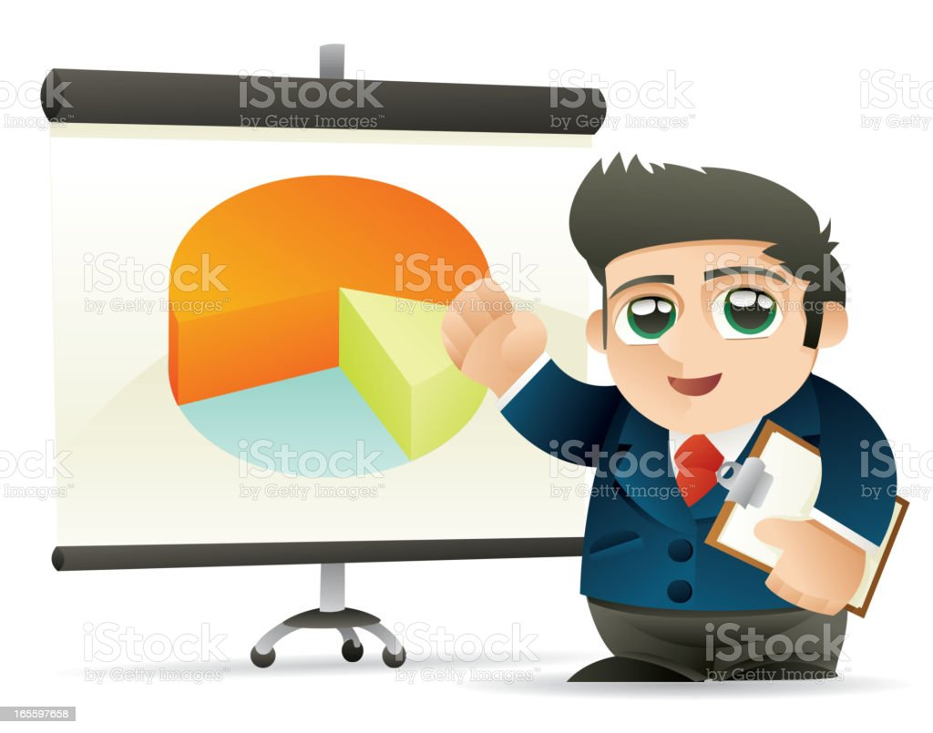 Monthly Report - Market Share royalty-free monthly report market share stock vector art & more images of business