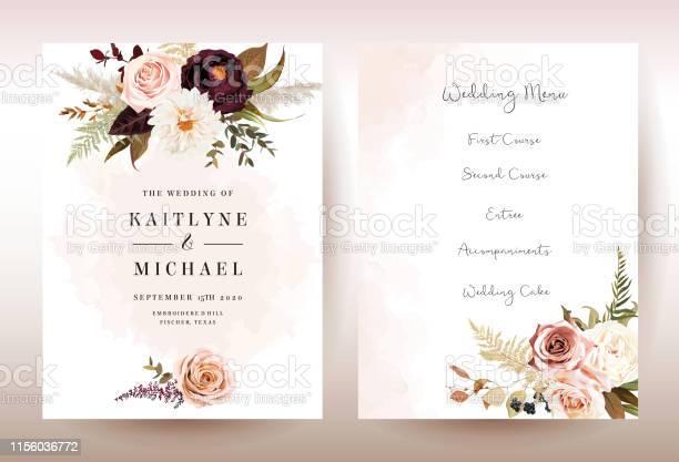Moody boho chic wedding vector bouquet cards vector id1156036772?b=1&k=6&m=1156036772&s=612x612&h=ovgu79emrc4t nzj8suuy5 j fege0ppzuppykmh5w4=