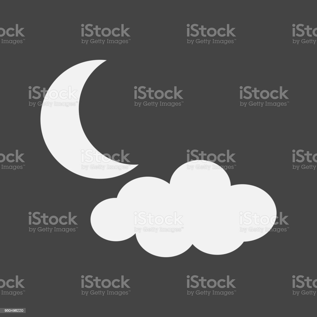 royalty free black square button with night sky clip art vector rh istockphoto com nighttime sky clipart sky in the night clipart
