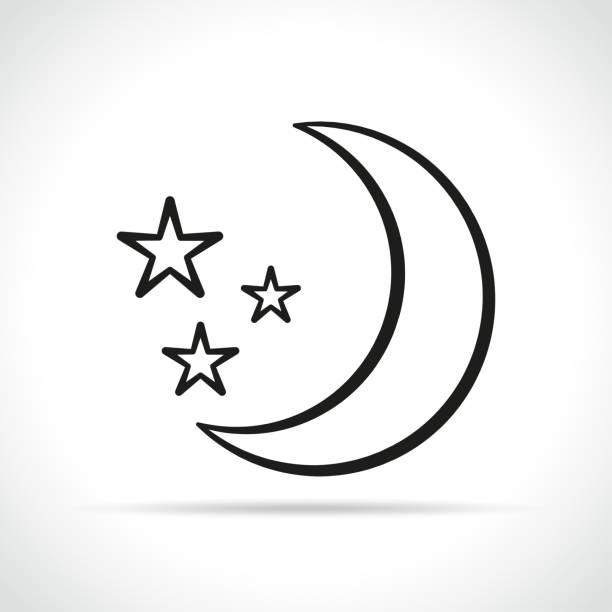 crescent moon vector art graphics freevector com crescent moon vector art graphics freevector com