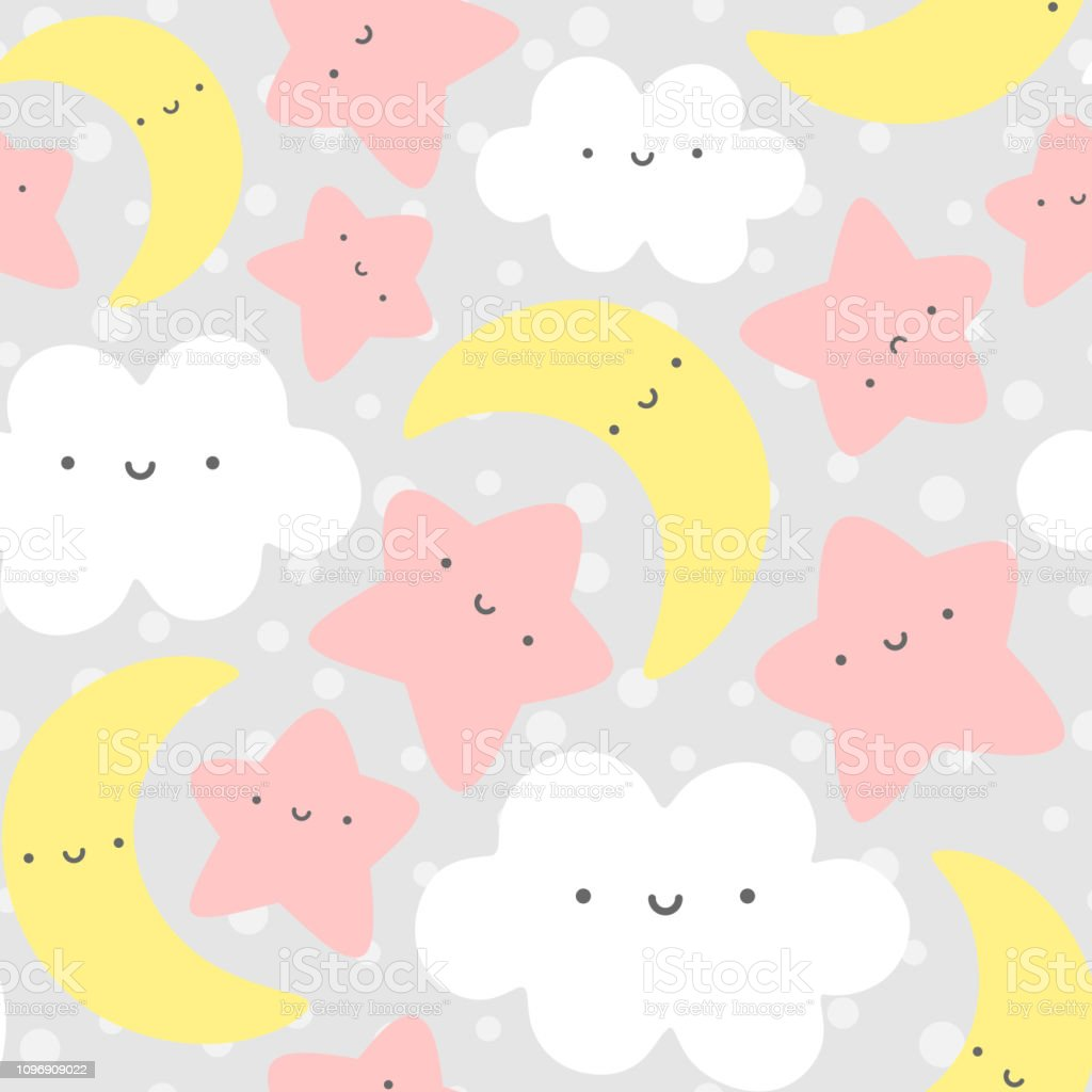 Cloud Pattern Vector