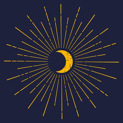 Moon Glow Starburst