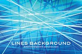 More lines, abstract background, lines network