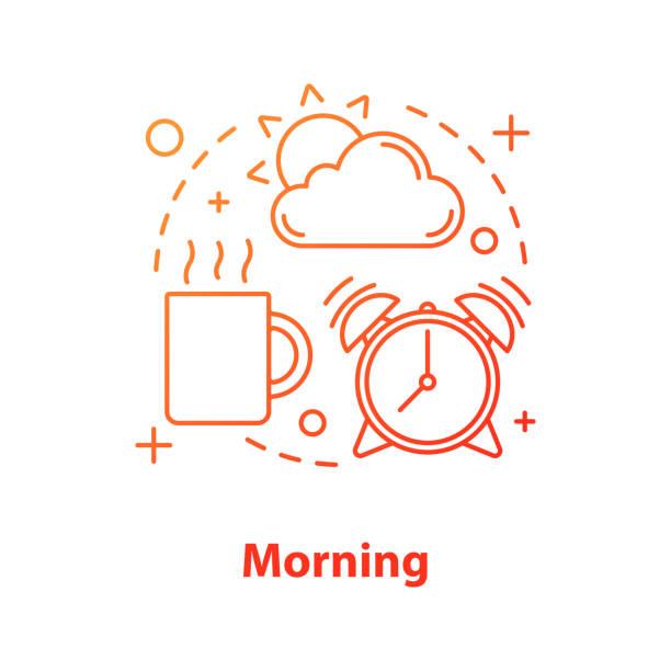 Guten Morgen Meaning Stock Vektoren Und Grafiken Istock