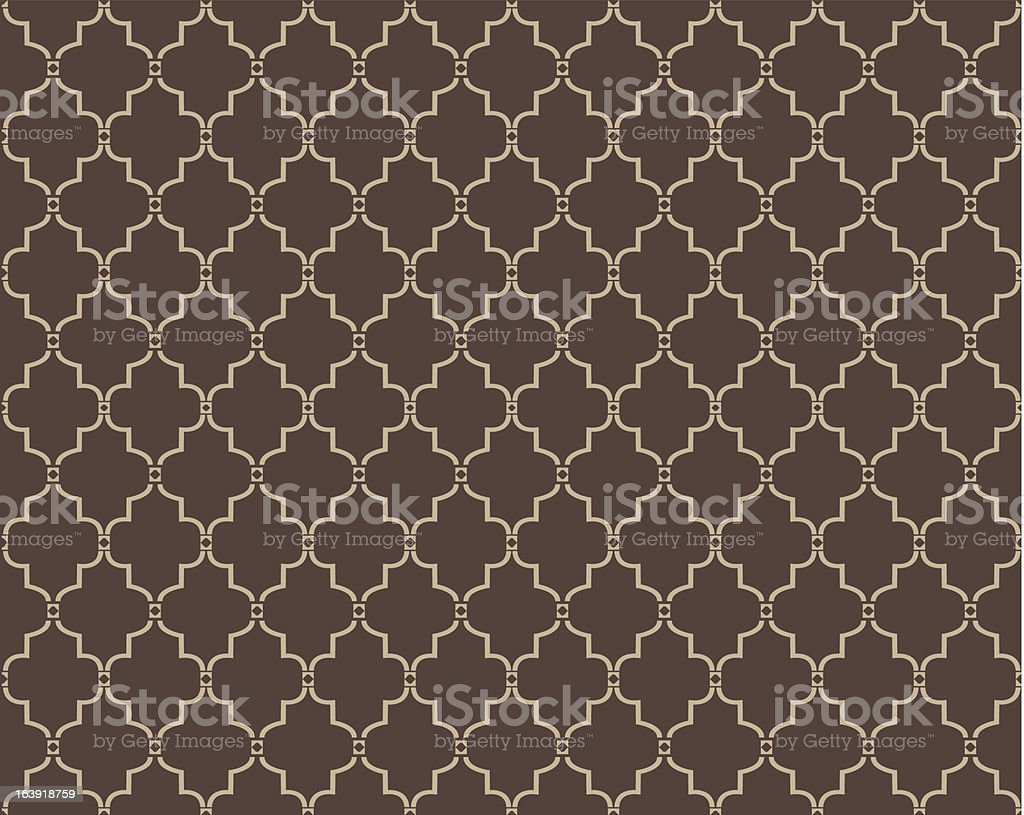 Moroccan Trellis Pattern Royalty Free Stock Vector Art Amp More Images
