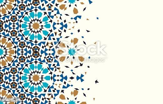 istock Morocco Disintegration Template. 688391228