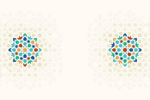 摩洛哥解體範本。 - 伊斯蘭教 幅插畫檔、美工圖案、卡通及圖標