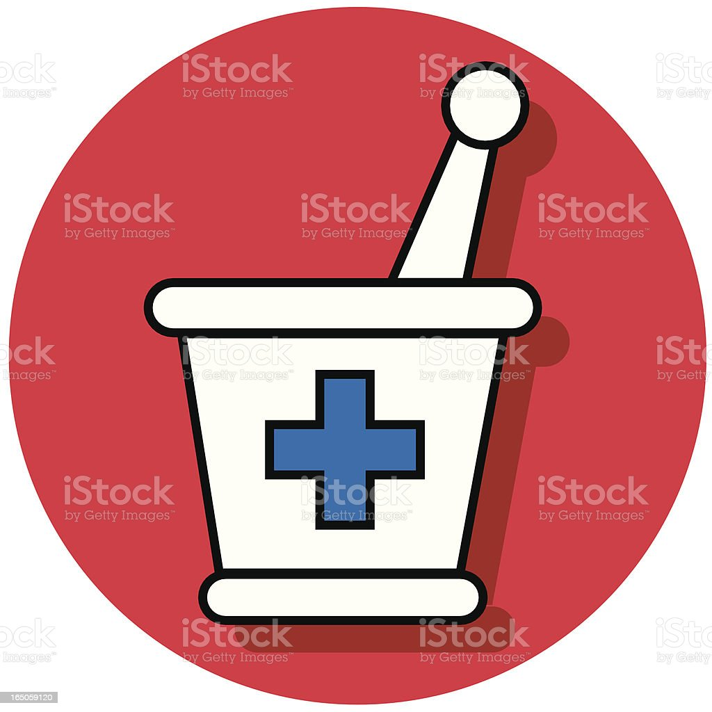mortar and pestle icon royalty-free mortar and pestle icon stock vector art & more images of beauty