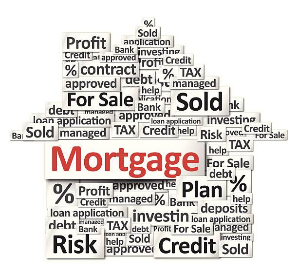 Mortgage – Vektorgrafik