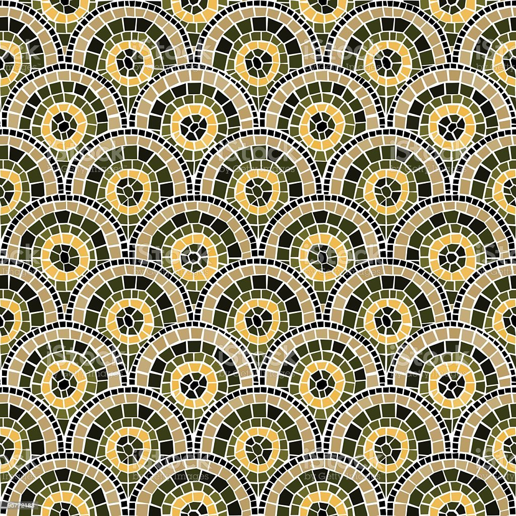 Mosaic Pattern royalty-free mosaic pattern stock vector art & more images of abstract
