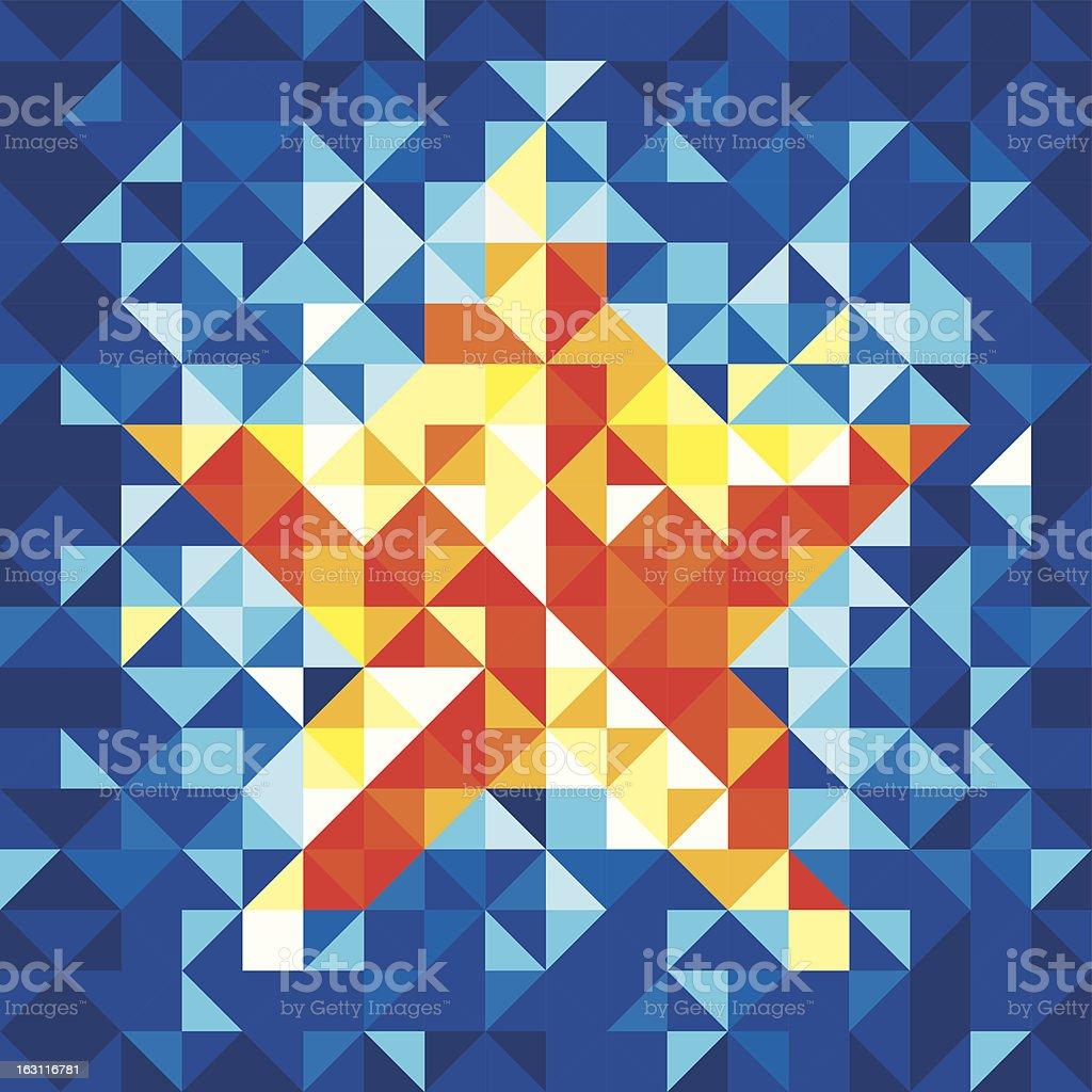 Mosaic royalty-free mosaic stock vector art & more images of abstract