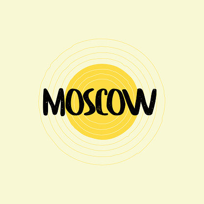 Moscow Lettering Design