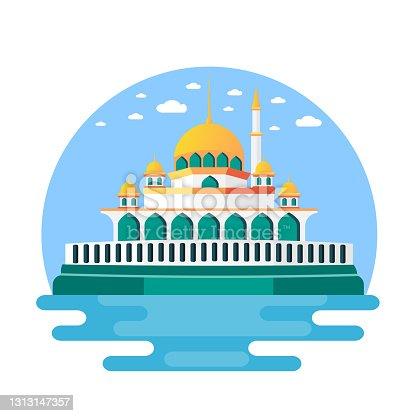 istock Mosque 1313147357