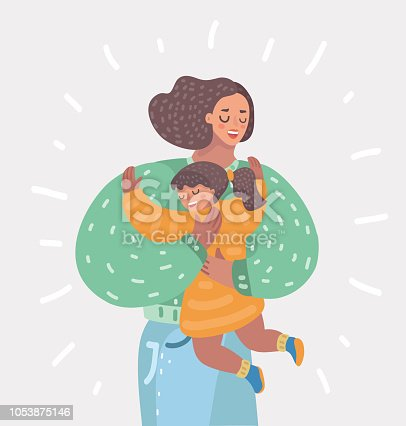 istock Mother and daughter. 1053875146