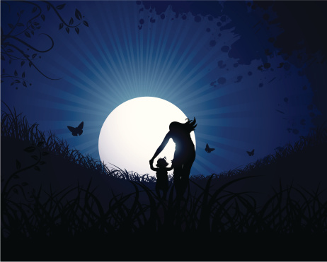 Mother Care in the Night